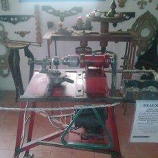 Museo de Resina, fabricación de bolas de pool