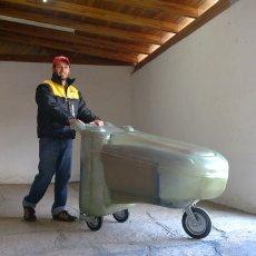 Modelo Acqua sin pintura, especial para Plot!